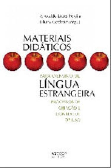 Materiais Didaticos Para O Ensino De Lingua Estrangeira