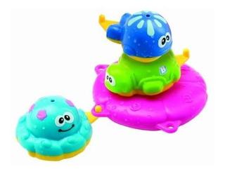 B Niños Baño Apilamiento Pals Bañera Juguete (descontinua