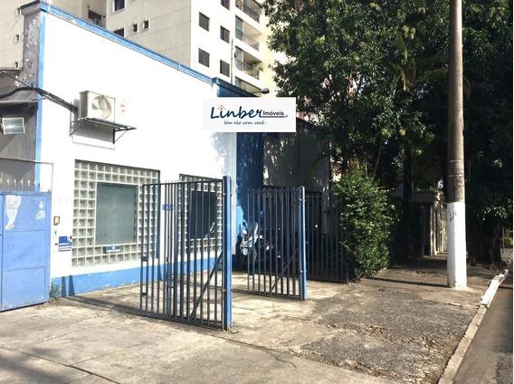 Comercial Para Aluguel, 0 Dormitórios, Moema - São Paulo - 1383