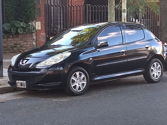 Peugeot 207 Compact Xr 1.9d 5p Diesel Año 2009 137.800 Km