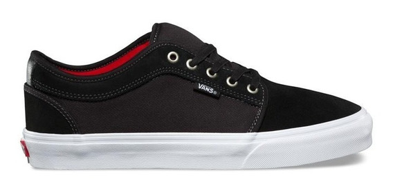 Zapatillas Vans Chukka Low Black