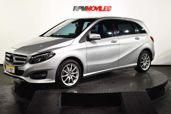 Mercedes-benz B200 Automatica Edlc 2017 Rpm Moviles