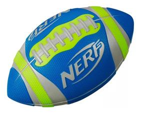 Bola De Futebol Americano Em Espuma Nerf Sports Hasbro A0357