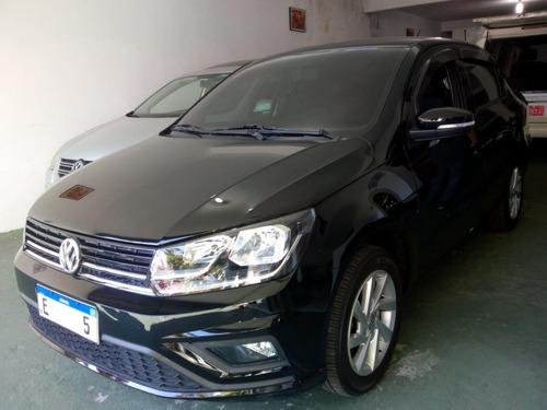 Imagem 1 de 12 de Volkswagen Voyage Msi Aut. 1.6 Flex - Baixa Km - Único Dono