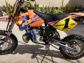 Ktm Sx50cc 2008 2t.