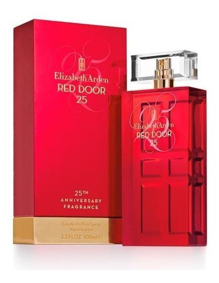 Perfume Red Door 25 Anos - Elisabeth Arden - L A C R A D O !