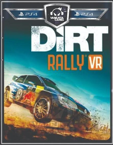 Dirt Rally Vr Edition 2ª Digital Psn