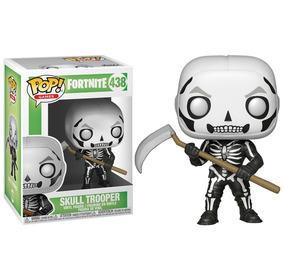 Funko Pop! Fortnite - Caveirao - Skull Trooper #438