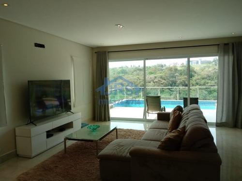Imagem 1 de 23 de Sobrado Com 5 Dormitórios À Venda, 520 M² Por R$ 2.600.000,00 - Alphaville - Santana De Parnaíba/sp - So0239