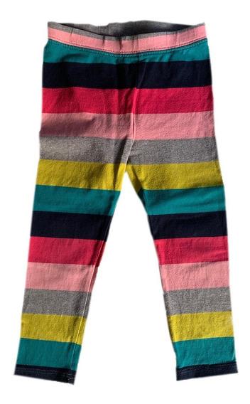 Calza Gap Rayada Colores