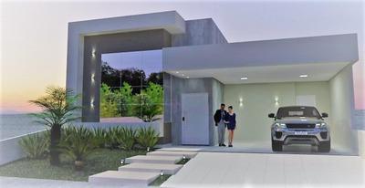Casa Com 3 Suítes À Venda, 183 M² Por R$ 850.000 - Condomínio Maria Dulce - Indaiatuba/sp - Ca1057