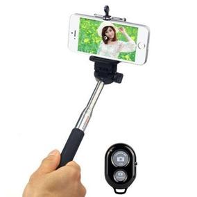 Pau De Selfie Com Controle Bluetooth