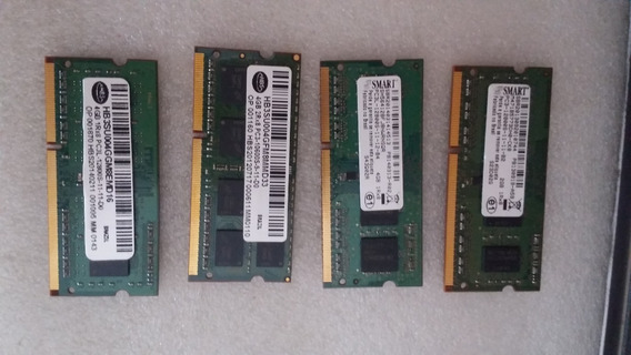 Memoria Ddr3 - 4gb Notebook Gateway Todos