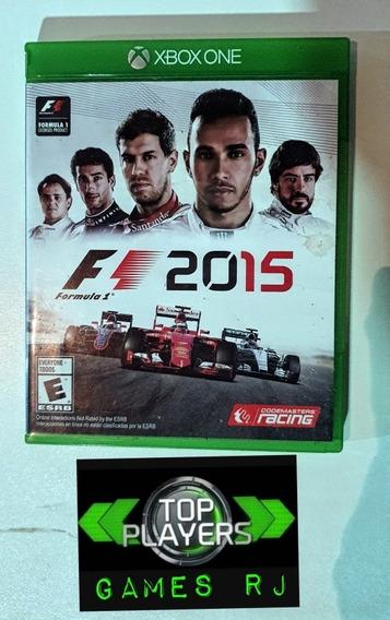 F1 2015 Para Xbox One !!!