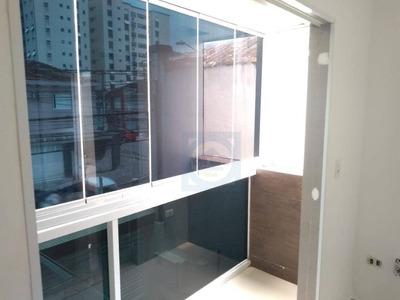Casa Com 3 Dormitórios À Venda, 220 M² Por R$ 750.000 - Campo Grande - Santos/sp - Ca0678