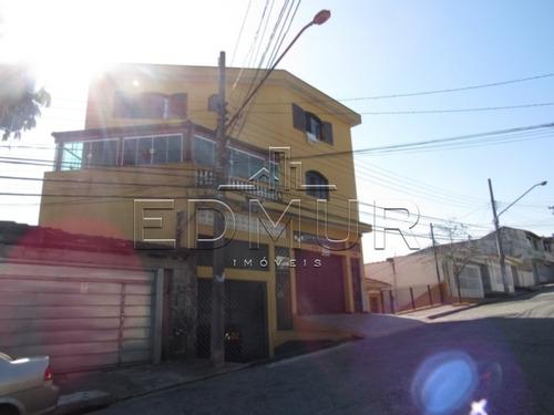 Sobrado - Vila Bela Vista - Ref: 20994 - V-20994