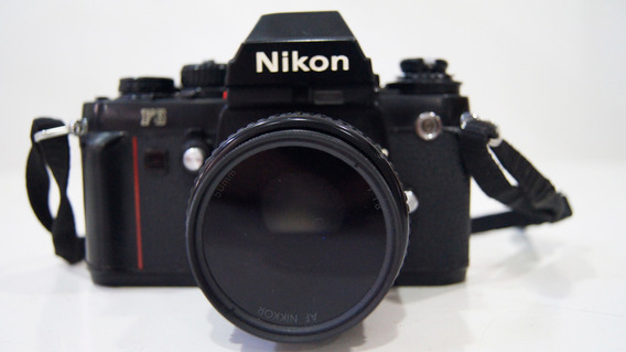 Maquina Fotográfica Analógica Nikon F3 Funcionando