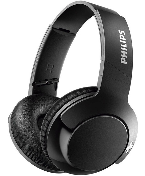 Fone Philips Shb3175bk Bass+, Bluetooth - O Grande, Over Ear