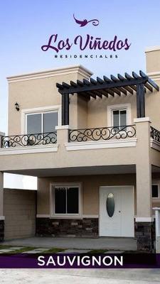 Hermosa Casa En Venta 3 Recamaras En Residencial Viñedos