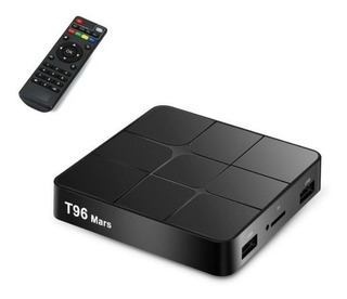 Tv Box Android Convertidor Smart Tv 2gbram 16gb 2-4k