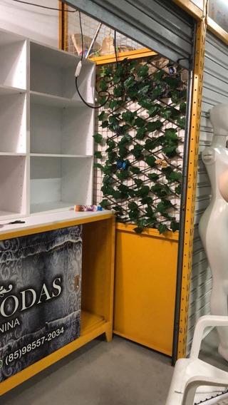Centro Fashion Fortaleza, Vendo Ou Troco Box Setor Amarelo