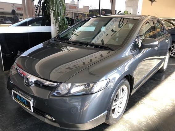 Honda Civic Exs 1.8 16v Flex, Dfi0666
