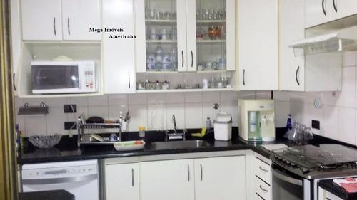 Venda - Apartamento - Vila Santa Catarina - Americana - Sp - 2693