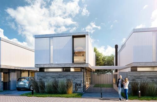 Imagen 1 de 22 de Venta Duplex En Complejo Housing En B° Jardin Claret, Calle De Los Emilianos