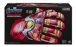 Power Gauntlet Iron Man Endgame Marvel Legends Toylover