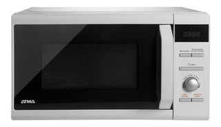 Microondas Atma Easy Cook Md1720n Digital Blanco 20l 220v