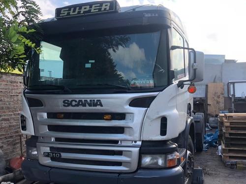 Scania P310cb6x4