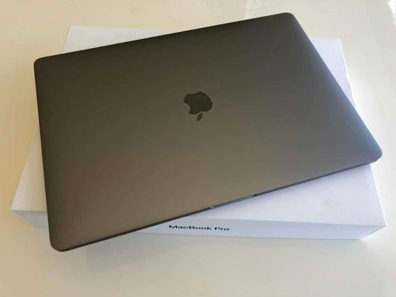 Macbook Pro 15 I7 2016 16gb 500ssd 28 Ciclos Touch Bar Caixa