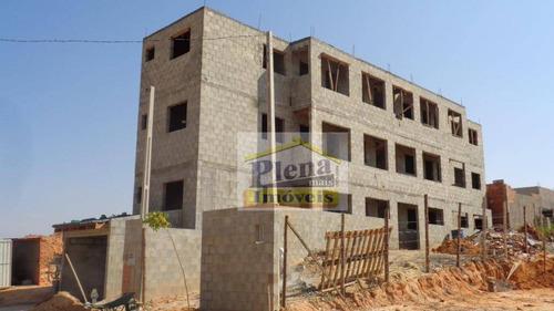 Imagem 1 de 7 de Apartamento  Residencial À Venda, Jardim Denadai (nova Veneza), Sumaré. - Ap0486
