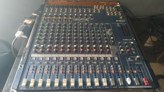 Mesa De Som Yamaha Mg166cx-usb.