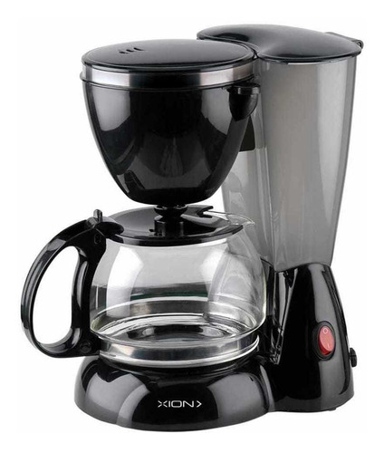 Imagen 1 de 4 de Cafetera Xion Mod. Xi-cm12 Capacidad 12 Tazas