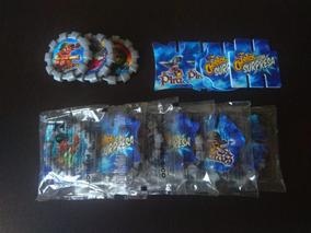 Avulsos Tazos Piratas - Elma Chips