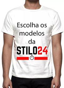 Kit 2 Camisetas Estampa Total Modelos Da Stilo24