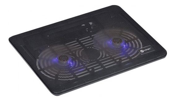 Cooler/base Para Notebook/laptop De Até 15.6 Com 2 Fan Led