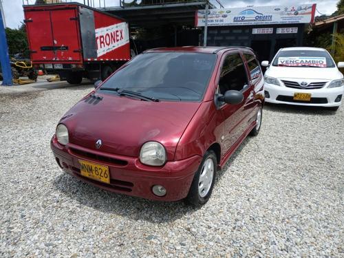 Renault Twingo Dynamique  2007 Rojo 1.2 Mt