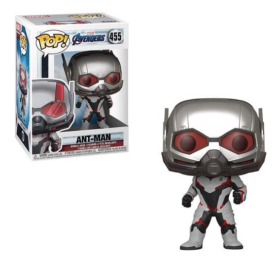 Ant-man Homem Formiga #455 - Vingadores Ultimato Funko Pop