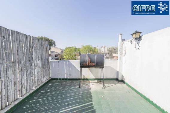 Ph En Venta. Villa Urquiza 2 1/2 Ambientes Con 2 Terrazas