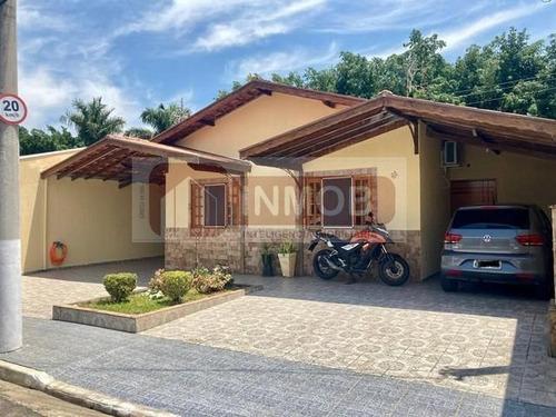 Imagem 1 de 7 de Casa Em Condomínio Para Venda Em Taubaté, Quiririm, 3 Dormitórios, 1 Suíte, 2 Banheiros, 8 Vagas - Ca0212_1-1984930
