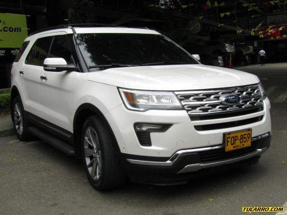Ford Explorer Limited 2300 Cc T