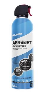Aire Comprimido Removedor De Polvo Silimex De 660 Ml.