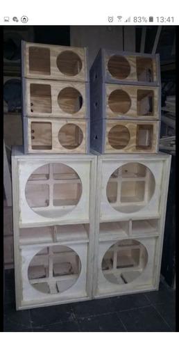 Imagem 1 de 2 de Trabalhou Com Fabricação De Caixa De Som Por Encomendas