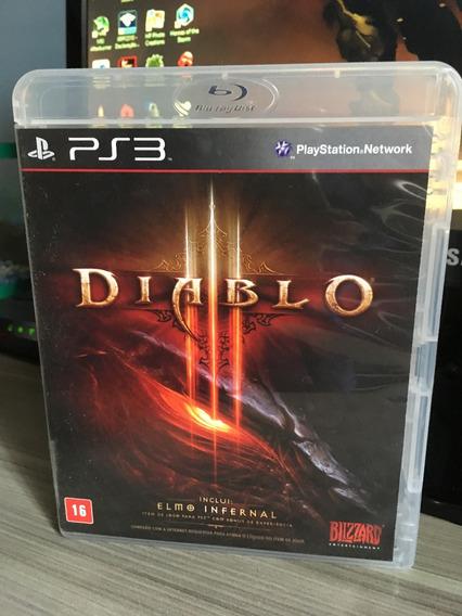 Diablo 3 - Ps3 - Playstation 3