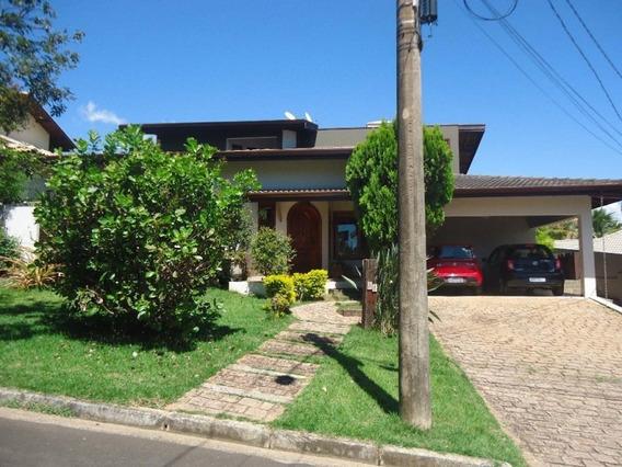 Casa Com 4 Suítes Em Condomínio De Alto Padrão Em Valinhos - Ca1468 - 31964326