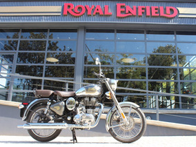 Royal Enfield Classic 500 0 Km - Chrome Graphite