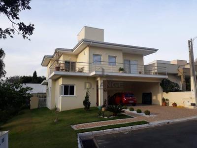 Casa Com 3 Dormitórios À Venda, 310 M² Por R$ 974.000 - Jardim Pinheiros - Valinhos/sp - Ca12712