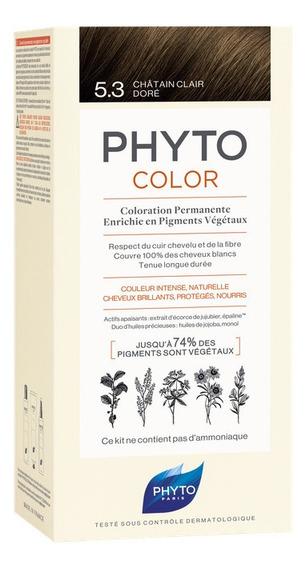 Phytocolor 5.3 Castaño Claro Dorado